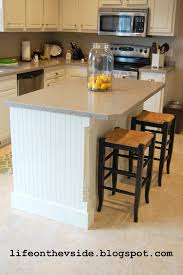 images kitchen island wainscoting