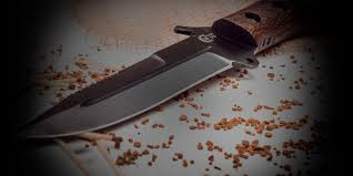 Авторские <b>ножи</b> мастерской Семина - за качество в ответе