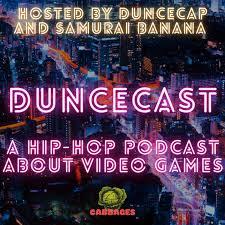 Duncecast With Samurai Banana