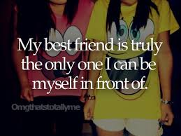 Cute Quotes About Best Friends. QuotesGram via Relatably.com