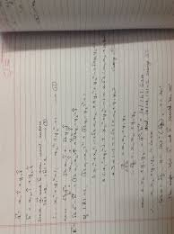If a and b are unit vectors then what is the angle between a and b so ...