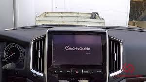 Toyota Land Cruiser 200 2016 г. в.: андроид-система AirTouch ...