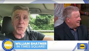 Dancing with the Stars: Tom Bergeron tries to recruit William Shatner ...