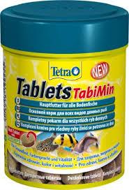 """<b>Корм</b> сухой для донных рыб <b>Tetra</b> """"<b>Tablets TabiMin</b>"""", таблетки, 85 г"""