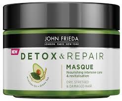 John Frieda Detox &amp; Repair <b>Питательная маска для</b> ...
