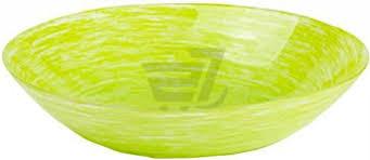 Тарелка <b>Суповая</b> 23 См P1382 <b>Brush Mania</b> Green <b>Luminarc</b> — в ...