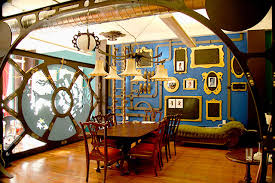 but companies like google and facebook are trying to fix that problem by making the work space more inviting and decorative awesome office spaces