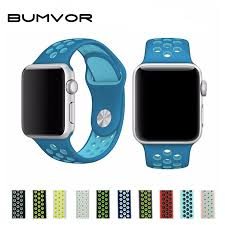 Hot Promo #f0c7 - <b>BUMVOR</b> Hot Sale Sport <b>Silicone Band Strap For</b> ...