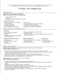 sample marketing resume cover letter cipanewsletter cover letter marketing resume sample branch marketing assistant