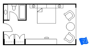 master bedroom measurements  master bedroom floor plan standard hotel layout