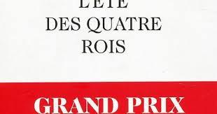 Roman. L'été des quatre rois *** - A lire - LeTelegramme.fr