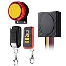 BlueFire <b>12V</b> Universal Motorcycle <b>Alarm System</b>: Amazon.co.uk ...