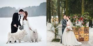 Плюсы и минусы свадьбы зимой: стоит ли играть свадьбу в ...