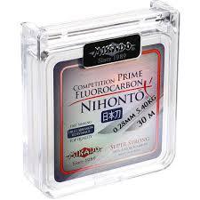 "<b>Леска</b> ""<b>Mikado</b>. <b>Nihonto</b> Fluorocarbon Prime"" 0,25 мм, 30 м, 4,7 кг ..."