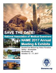 the org national association of medical examiners web site