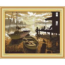 Aliexpress.com : Buy <b>Everlasting love</b> Christmas The <b>sunset</b> scenery ...