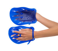 <b>Лопатки</b> для плавания <b>Bradex SF0307</b> синие купить, цены в ...