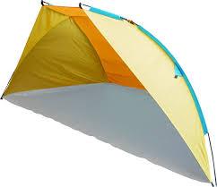 "<b>Тент JUNGLE CAMP</b> ""Carribean Beach"", <b>пляжный</b>, желтый ..."
