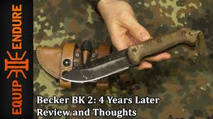 <b>Becker BK</b> 2, 4 Years Later, Review and Thoughts by Equip 2 ...