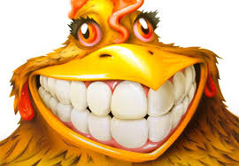 Image result for teeth chicken
