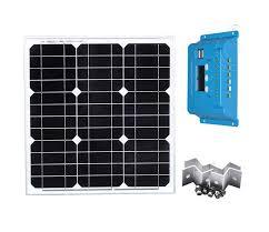 <b>Panneau Solaire</b> Lampe <b>Kit</b> 12v 40w <b>Solar</b> Charge Controller 12v ...