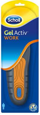 ROZETKA | <b>Стельки</b> для работы <b>Scholl</b> Work Men ...