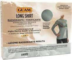 Guam Long Shirt <b>Футболка женская с укрепляющим</b> эффектом ...