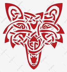 <b>Creative Abstract Wolf</b> Head Fox Head, Husky Head, Beast, Abstract ...