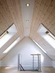 example of loft conversions attic lighting ideas