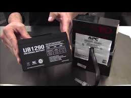 Battery Replacement Tutorial for <b>APC RBC</b> Cartridge #32 - YouTube