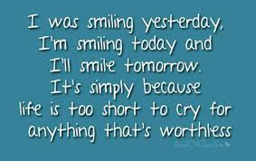 Smile Quotes Tumblr Cover Photos Wallpapers For Girls Images and ... via Relatably.com