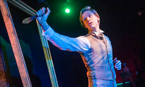 the picture of dorian gray at trafalgar studios stars the peg