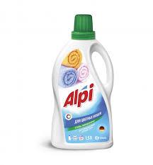 """<b>Гель</b> д/стирки <b>цветного</b> белья """"ALPI color <b>gel</b>"""" 1,5 л 112603"""