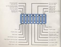 thesamba com type 1 wiring diagrams 1965