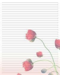 printable writing paper by aimee valentine art on printable writing paper by aimee valentine art on