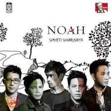 Streaming MP3 Download FULL ALBUM NOAH 2012