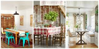 house decor themes 81 best dining room decorating ideas country dining room decor