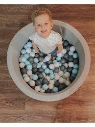 """<b>Сухой бассейн</b> с комплектом из 200 шаров """"Sky"""" Valemi ..."""