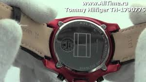 Мужские наручные fashion <b>часы Tommy Hilfiger</b> TH-<b>1790775</b> ...