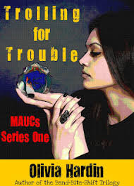 The first book Trolling for Trouble is forever FREE. Get caught up on the series. - trollingfortroublesmashwords