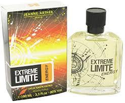 <b>Jeanne Arthes</b> J.Arthes <b>Extreme</b> Limite Energy For Men - Edt Spray ...