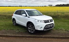 <b>2016 Suzuki Vitara</b> Review | CarAdvice