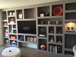 ben bater carpentry joinery bespoke fitted alcove furniture 1 bespoke wall storage