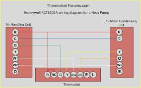 thermostat wiring diagram color thermostat image home air conditioner thermostat wiring diagram wiring diagram on thermostat wiring diagram color