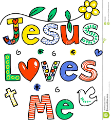 Image result for jesus loves me this i know