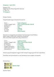 sponsorship letter com sample sponsor letter for social visa