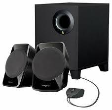 Компьютерная акустика <b>Creative SBS A120</b> — купить по выгодной ...