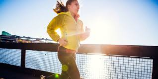 Image result for jogging and sleepy people