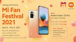 Xiaomi PH celebrates <b>Mi Fan Festival 2021</b> with deals, concert ...