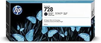 HP 728 Matte Black 130-ml Genuine Ink Cartridge ... - Amazon.com